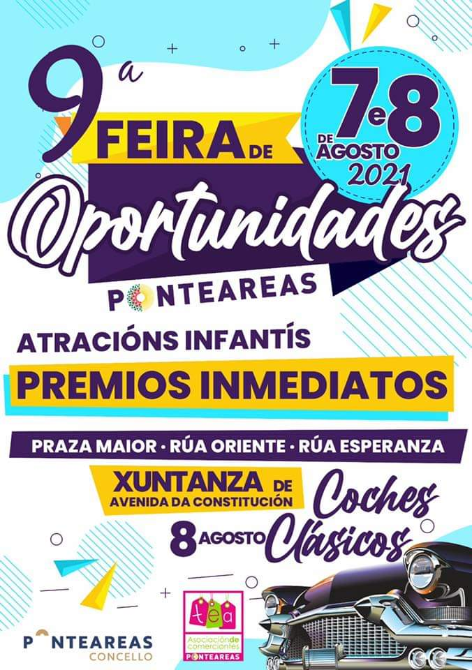 Vigoplan   9ª Feria De Oportunidades   Concello De Ponteareas