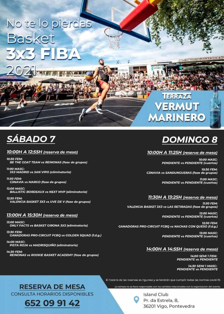 Vigoplan   Campeonato Fiba 3x3 Clasificatorio Marisquiño