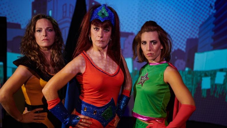 Lee más sobre el artículo Chispis woman, la heroína del barrio | Festival Comediártiko