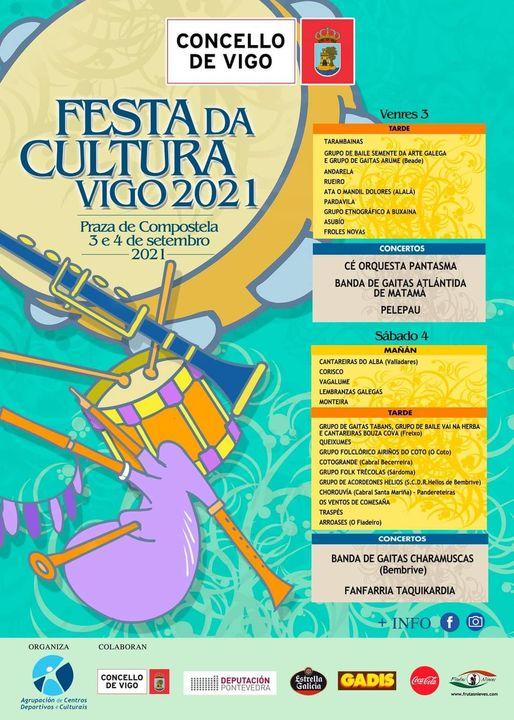 Vigoplan   Festa Da Cultura 2021   Concello De Vigo