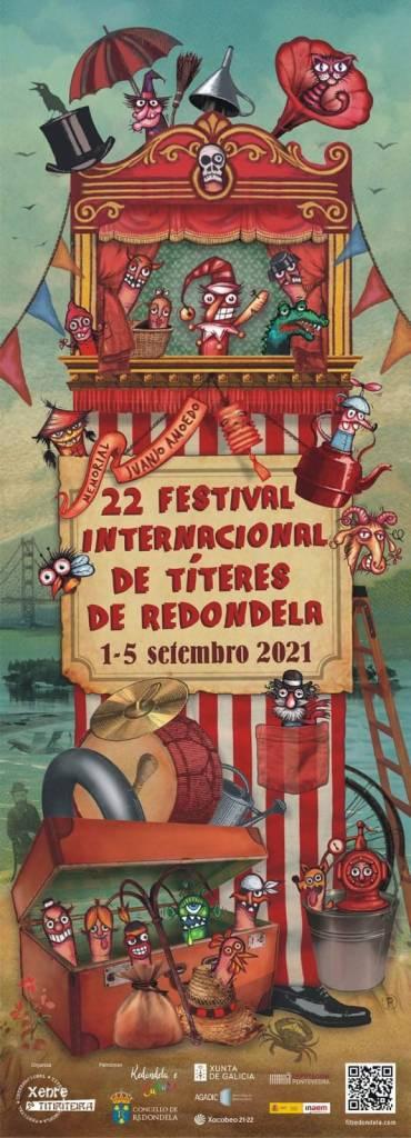 Vigoplan | Festival Internacional De Títeres De Redondela 2021