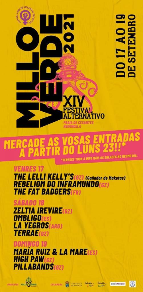 Vigoplan | Millo Verde 2021 | Festival Alternativo