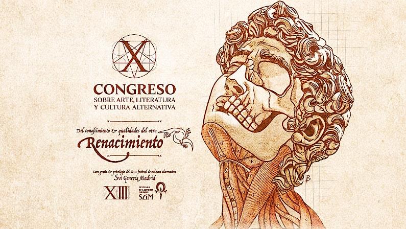 Lee más sobre el artículo Congreso sobre arte, literatura y cultura alternativa El Renacimiento