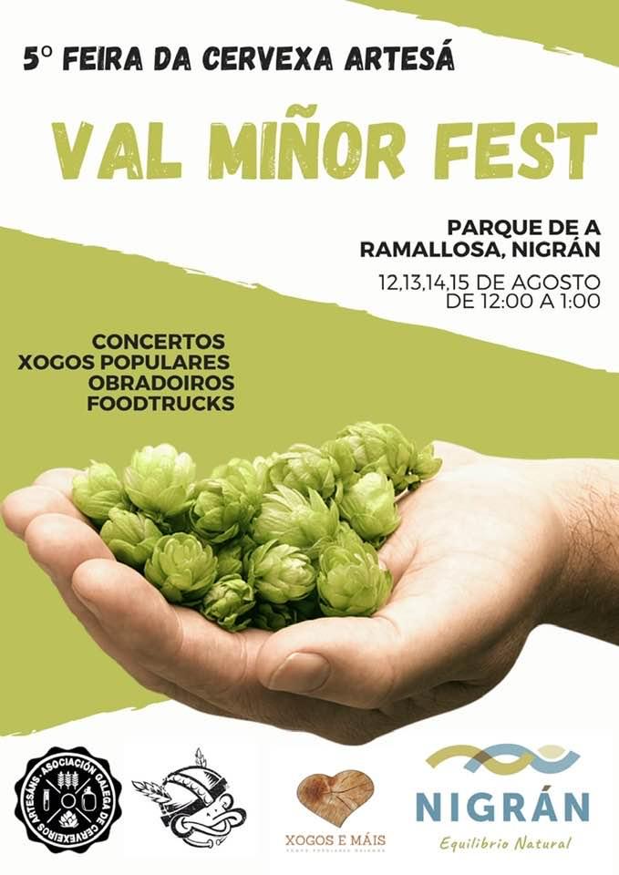 Vigoplan   Val Miñor Fest