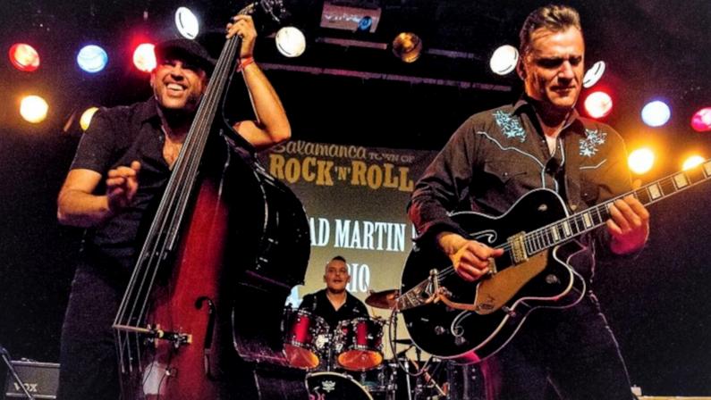 Lee más sobre el artículo Mad Martin Trio | Time to go Mad | Concierto en directo
