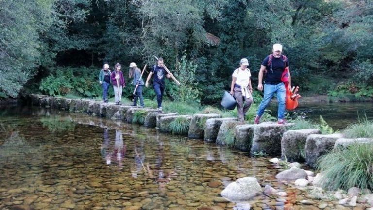 Lee más sobre el artículo Móllate polos ríos 2021 | Limpieza simultánea de ríos en Galicia