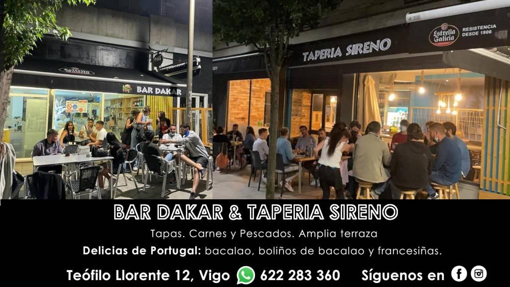 Vigoplan | Taperia Dakar Sireno