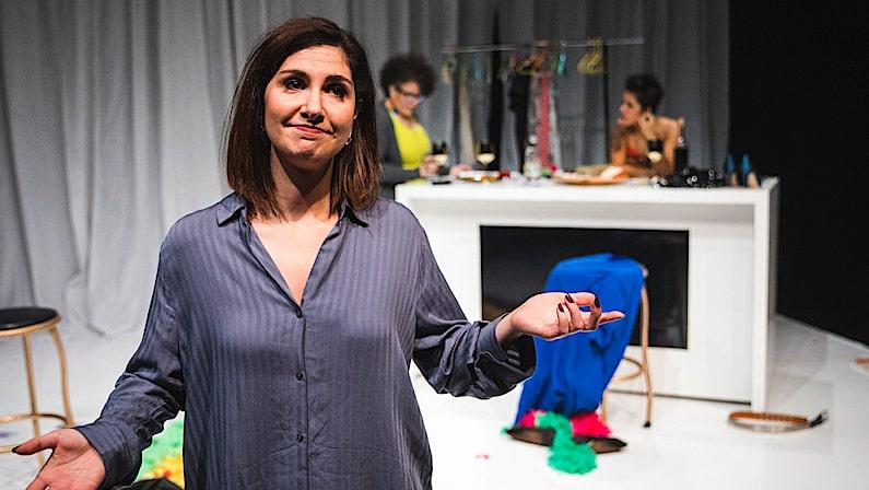 Lee más sobre el artículo Feminíssimas   De Ste Xeito   Teatro en Baiona