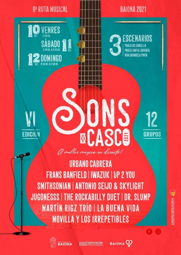 Vigoplan | Festival Son Do Casco 2021 De Baiona