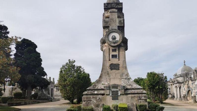 En este momento estás viendo Vuelven las visitas teatralizadas al cementerio de Pereiró