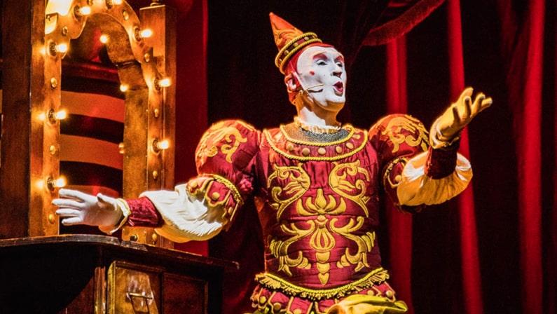 Lee más sobre el artículo Clowns   Espactáculo en Vigo