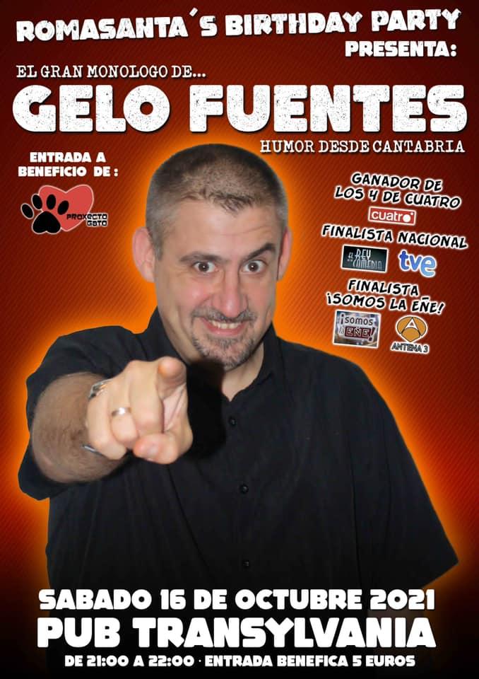 Vigoplan   Gelo Fuentes Monólogo Vigo