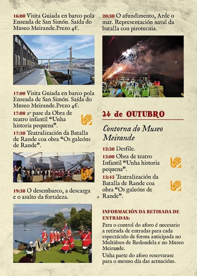 Vigoplan   Programa De La Fiesta De Rande 2021